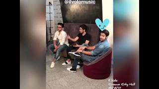 Il Volo in Moscow - 2017