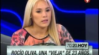 Rocío Oliva habla de su vida en Dubai junto a Maradona