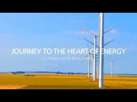 Journey to the heart of Energy - How a wind farm works