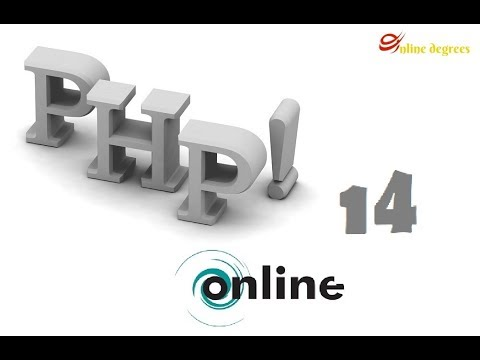 Online Degrees: PHP Online 14 ~ Login Form 1  PHP isset function, Starting Login Form