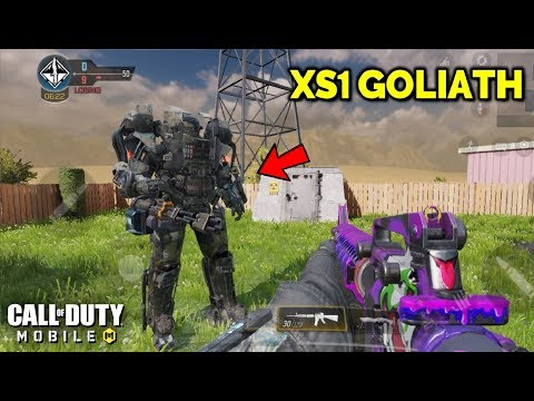 *NEW* XS1 GOLIATH EVENT in CALL OF DUTY MOBILE! HOW TO UNLOCK XS1 GOLIATH?
