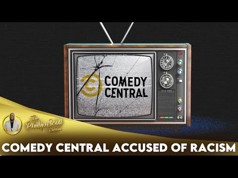 Comedy Central Is Being Accused Of Raci$m
