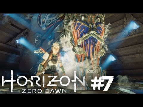HORIZON ZERO DAWN #7 | EN BUSCA DE ERSA!! | XxStratusxX