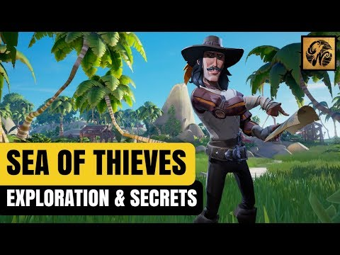 Sea of Thieves News - EXPLORATION IN THE WORLD #SeaofThieves