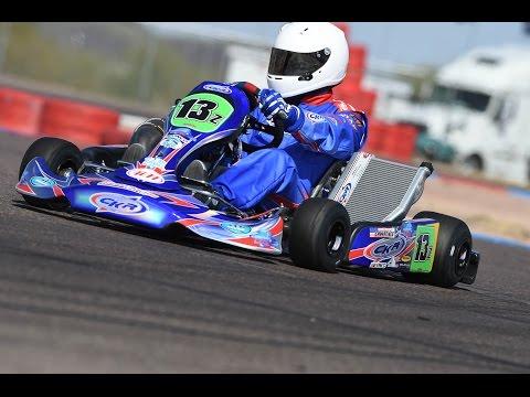 eShifter Kart Racing CKR SG3 Shifter kart w/ SwedeTech - Store Front Kart Shop! 125 Shifter Kart