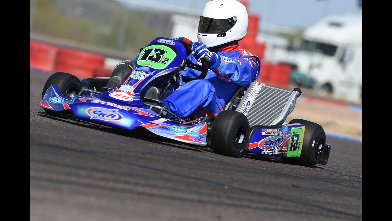 Eshifter Kart Racing Ckr Sg3 Shifter Kart W Swedetech