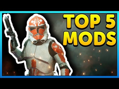 Top 5 Mods of the Week - Star Wars Battlefront 2 Mod Showcase #28 thumbnail