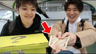 プロギャンブラーにいきなり10万円渡したら勝ち金だけで旅行できるの???