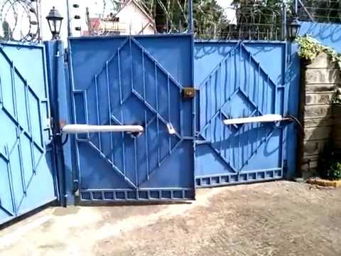 Автоматика для ворот wingo