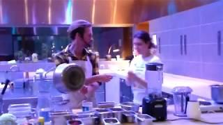 Мастер-класс искусного кулинара, шеф-повара Константина Столярова в Boulevard Hotel