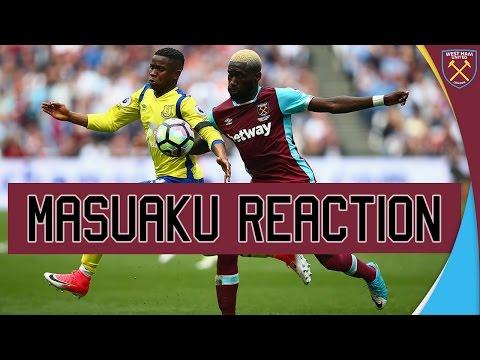 MASUAKU: 'THIS WAS MY BEST GAME AT WEST HAM' ⚒💪