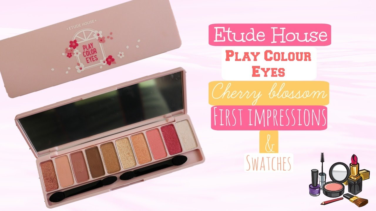 Swatches & First Impressions of 에뛰드하우스 Etude House Play Color ...