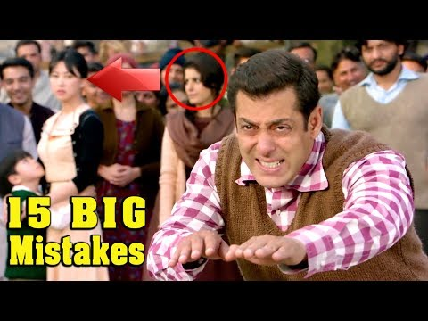 Tubelight Movie Mistakes (15 Mistakes In Tubelight Movie) Salman Khan, Sohail Khan