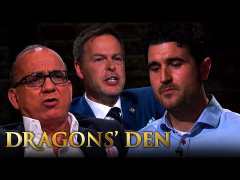 "Peter Slams Entrepreneur's Originality ""You Think We're Idiots, or What?!"" 