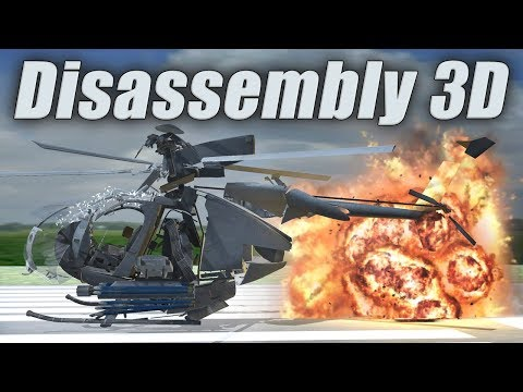 Disassembly 3D - How Stuff Works