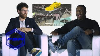 ComplexCon's Best Sneakers and Fights With Adam Pally and Sam Richardson    Full Size Run