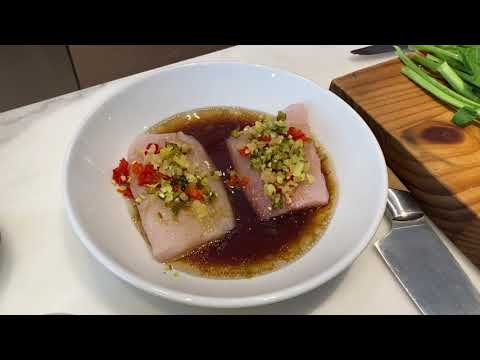 Neil Perry x Qantas: Jiangxi fish from Spice Temple