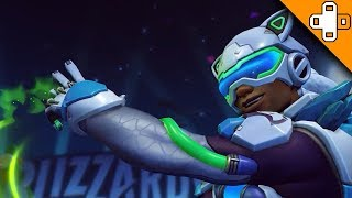 NEW WINTER WONDERLAND SKINS! Overwatch Funny & Epic Moments 688