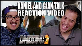 Dhoom 3 Official Trailer Reaction Video | Aamir Khan | Katrina Kaif | Review | Discussion