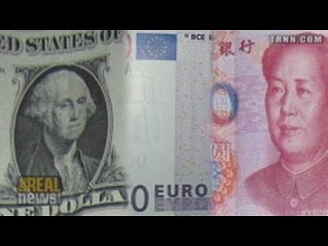 The Dollar, the Euro and the Deepening Crisis