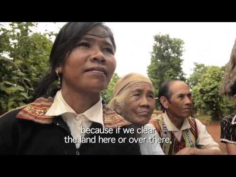 Indigenous communities in Cambodia claim land rights