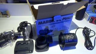 Jebao DCP 10000 pump unboxing