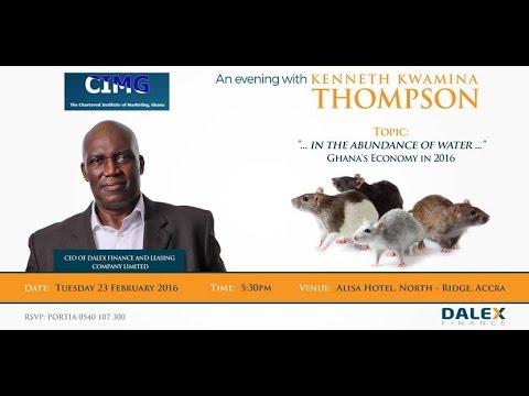 CIMG Presents Kenneth Thompson