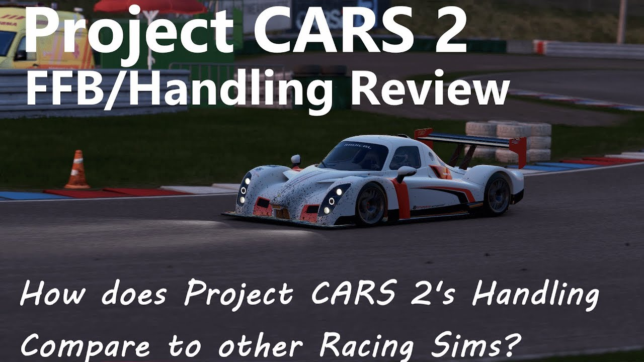 Project CARS 2 - How Good is the Force Feedback and Handling? - YouTube