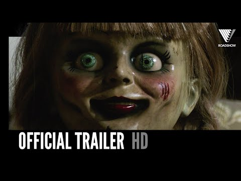 ANNABELLE COMES HOME | Official Trailer | 2019 [HD]