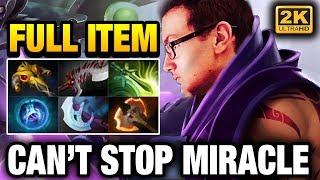 Miracle- Anti-mage Liquid vs Vega - AM Monster Dota 2