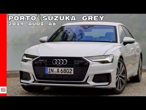 2019 Audi A6 Porto Suzuka Grey