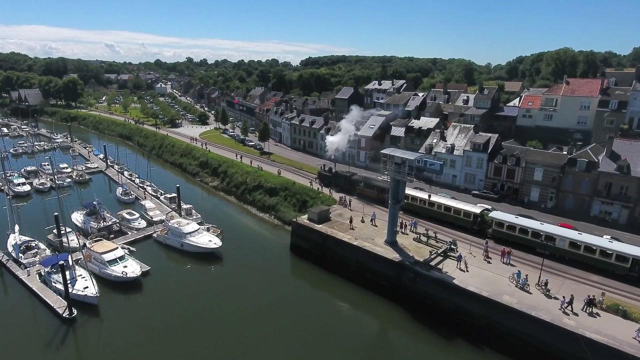 Baie de Somme Grand Site de France - YouTube