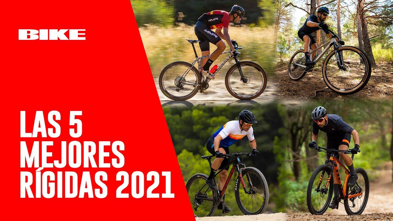 BIKE Pruebas: 5 bicis rígidas 2021