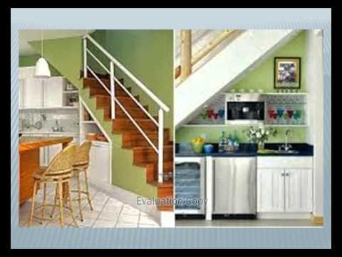 Kitchen set minimalis mungil youtube for Kitchen set mungil