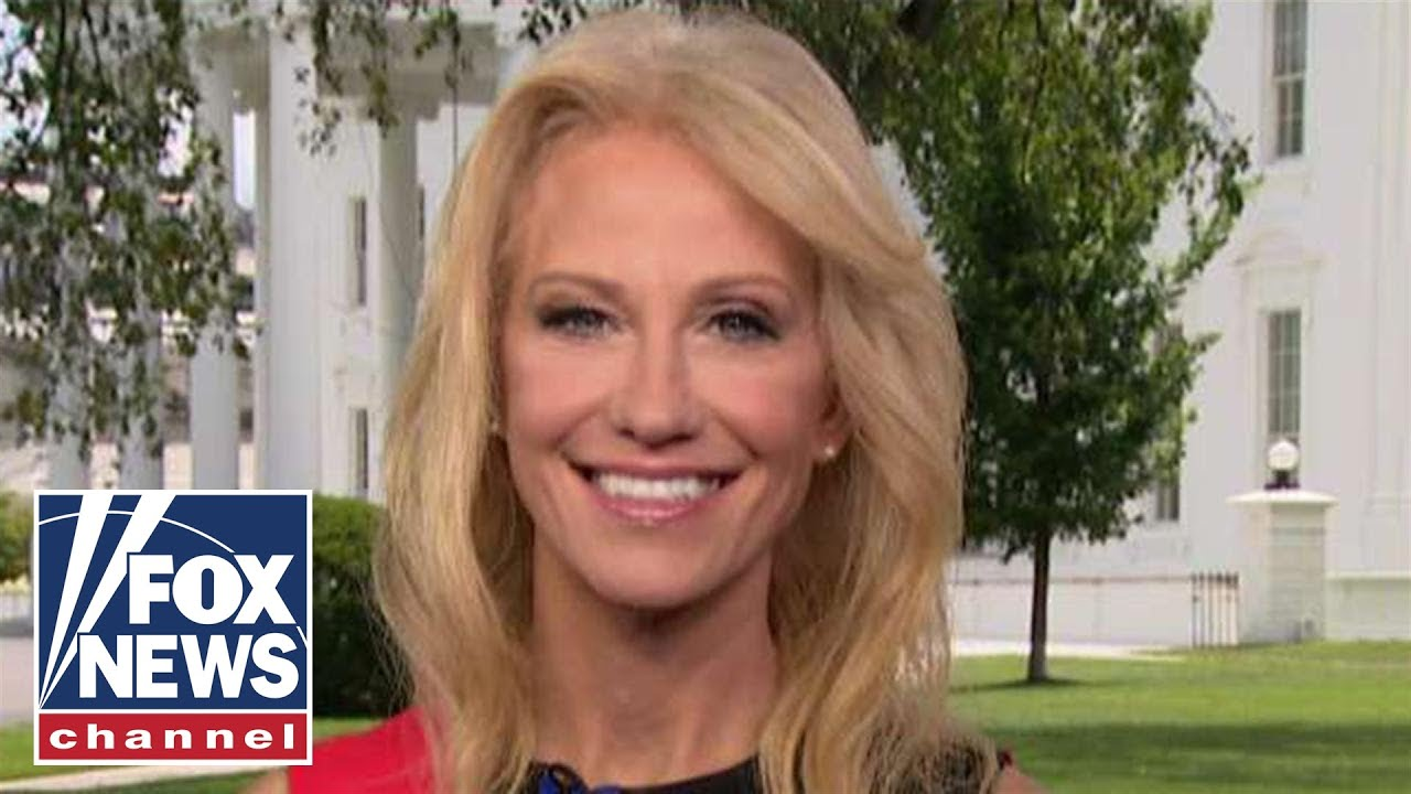 Kellyanne Conway on moving on after the Mueller testimony