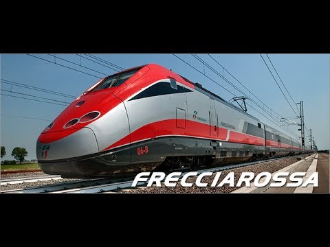 Venice to Florence by Frecciarossa high speed train