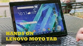 How to Use Fingerprint Security Lock on Your Lenovo moto tab