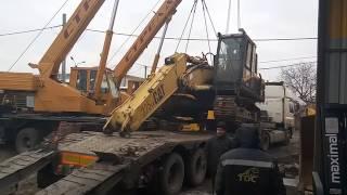 Вивантаження на ремонт екскаватора CAT (Caterpillar) 325 NL Луцьк Херсон
