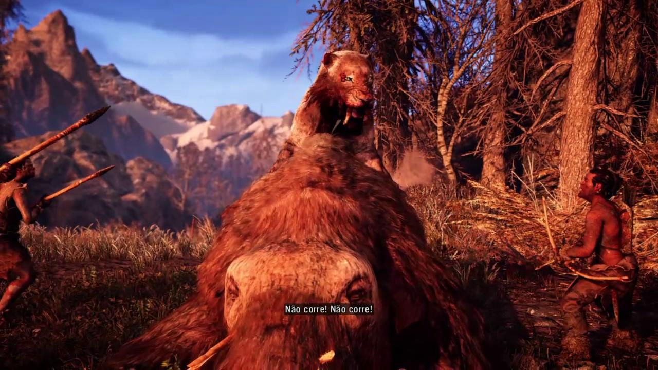 Far Cry® Primal tigre maldito - YouTube