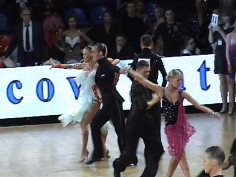 """Shishov Pavel - Kharitonova Victoria, Samba, WDSF Grand Slam Latin, """"Dance Accord - 2013"""""""
