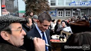 Олег Школьний співає гімн з протестувальниками(, 2014-02-19T15:05:42.000Z)