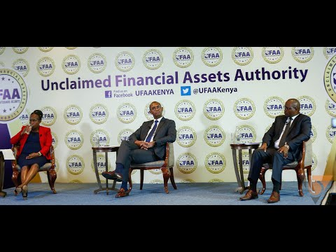 Unclaimed Financial Assets  Authority (UFAA) Holders' Consultative Virtual Forum
