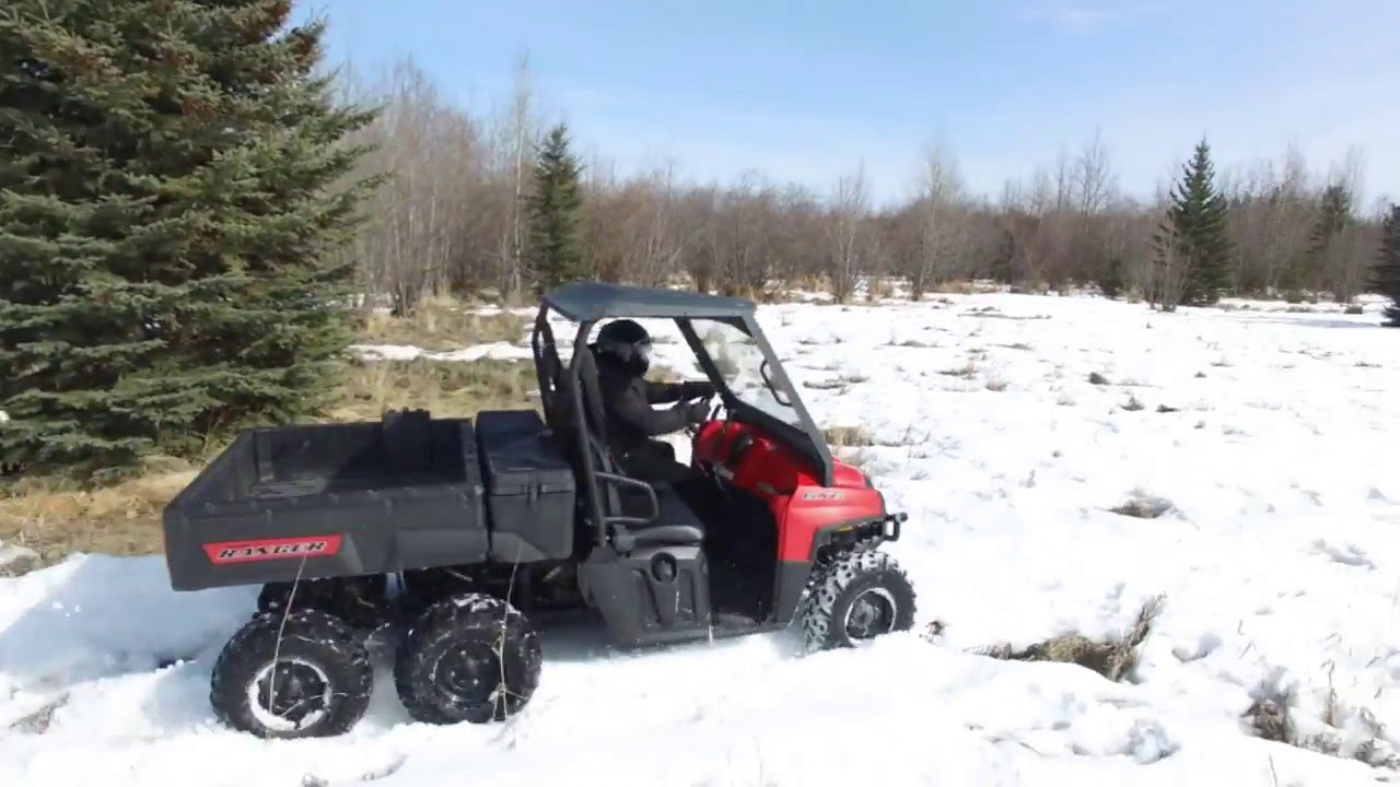 Polaris Side By Side Atv >> Polaris Ranger Videos Rons Rentals April 2016 - YouTube