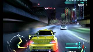 Need For Speed Carbon Final Race HD