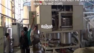 Permanet Magnetic Slurry Separator Operation-WDY Magnetic Separator