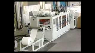 THERMOFORMING MACHINE_FFG820 ADV MODEL