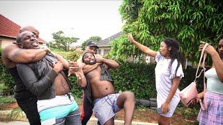 Ekasi Gangsters Ep 12 - robbing girls - LEON GUMEDE