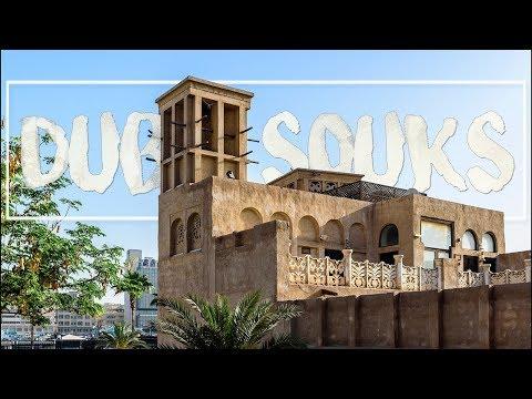 Best Traditional Souks In Dubai