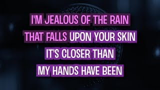 Jealous (Karaoke Version) - Labrinth | TracksPlanet