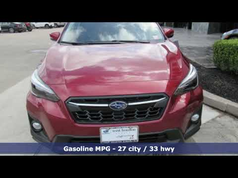New 2019 Subaru Crosstrek Houston TX 77094, TX #79219